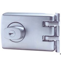 Lockwood 355 anti-jemmy deadlock for commercial and domestic doors Access Locksmiths Brisbane